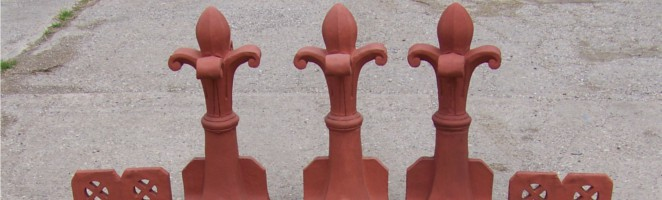 fleur de lys roof finials category