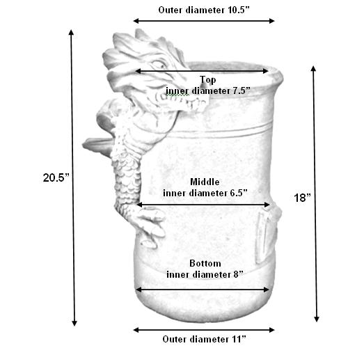 Dragon_chimney_pot_measurements