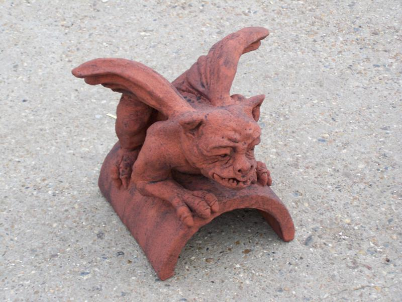 Gargoyle_roof_colour_matching