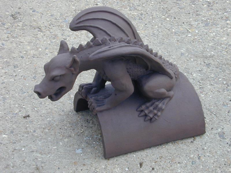 Sandtoft Smooth Brown Roof Dragon